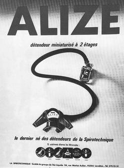 PUB ALIZÉ1972
