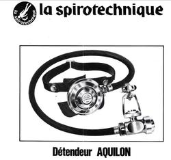 COUVERTURE NOTICE TECHNIQUE DE L'AQUILON