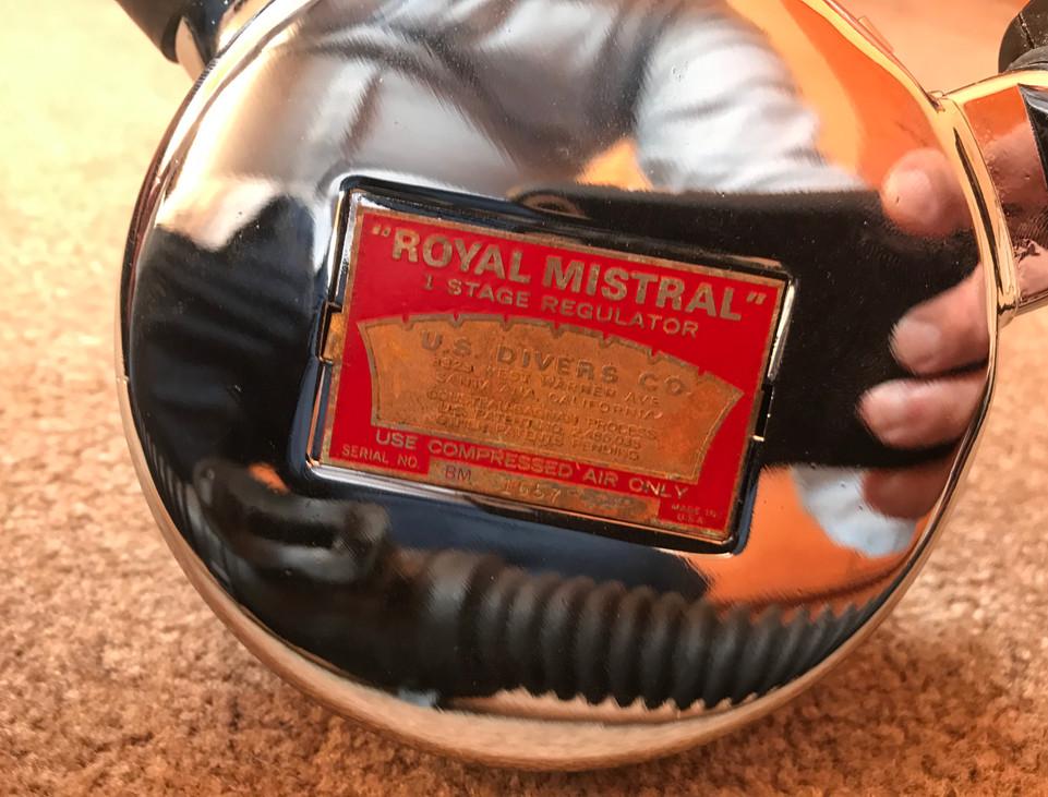 ROYAL MISTRAL - US.DIVERS