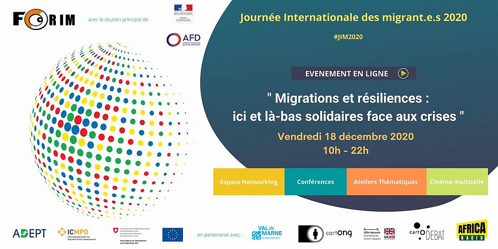 Participación de Fedeassoven en el Día Internacional del Migrante