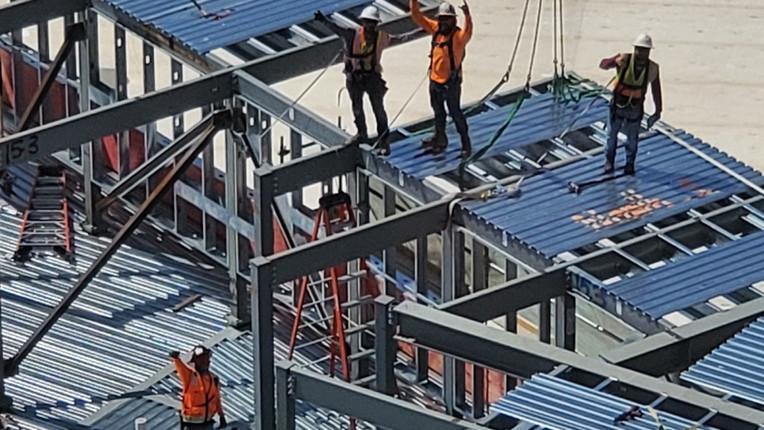 Grandscape - Construction