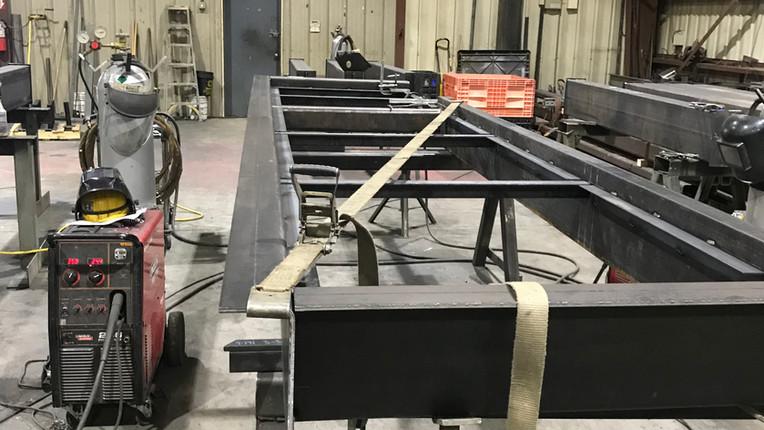Grandscape - Fabrication