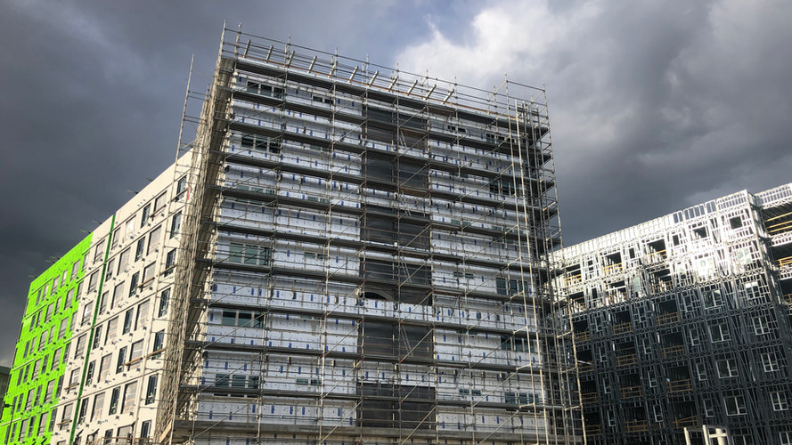 Denargo - Construction