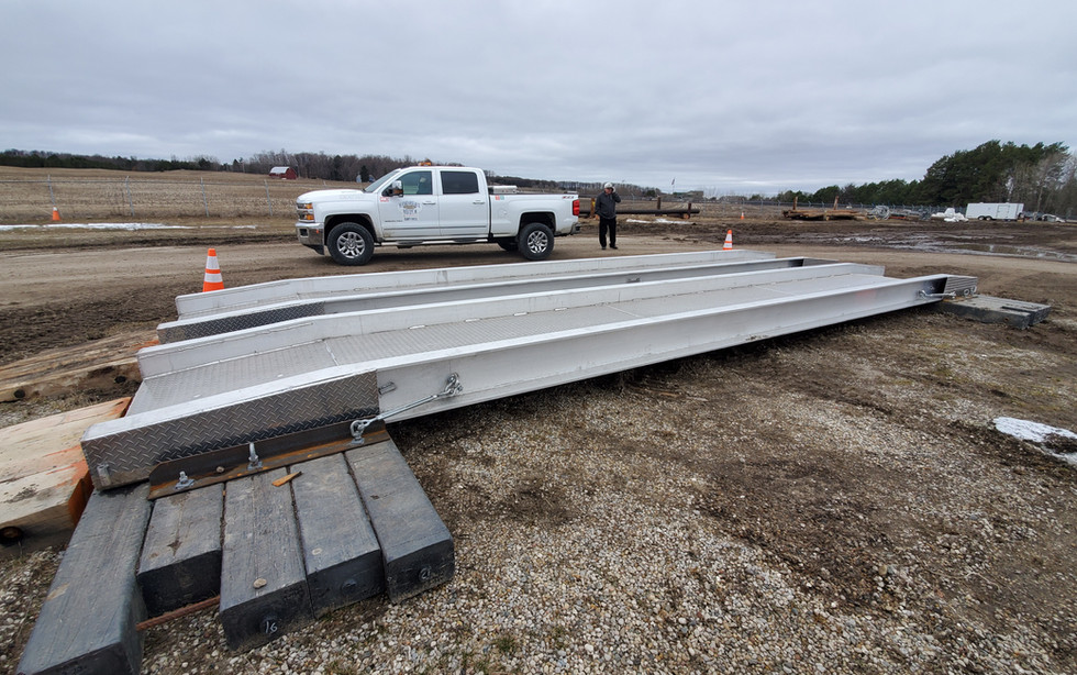 Mark I - Rapid Deploy Aluminum Bridge