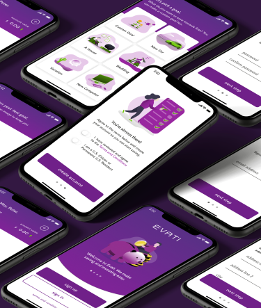 Evati App Branding