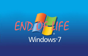 Support for Window 7 is ending