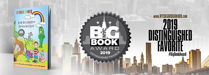 Sidewalk Stories Book Award