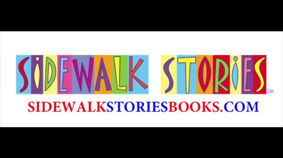 Sidewalk Stories Book Trailer The Lemonade Landing Mat