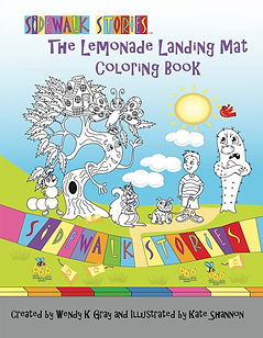 LLM COVER  BLACK and WHITE Coloring Book