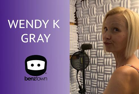 Benztown Wendy K Gray