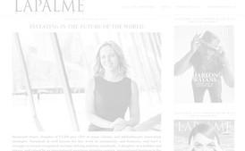 LAPALME Magazine Suzannah Dacre ULTISpro