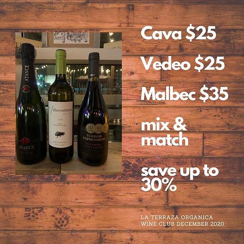 Wine Club Mix & Match