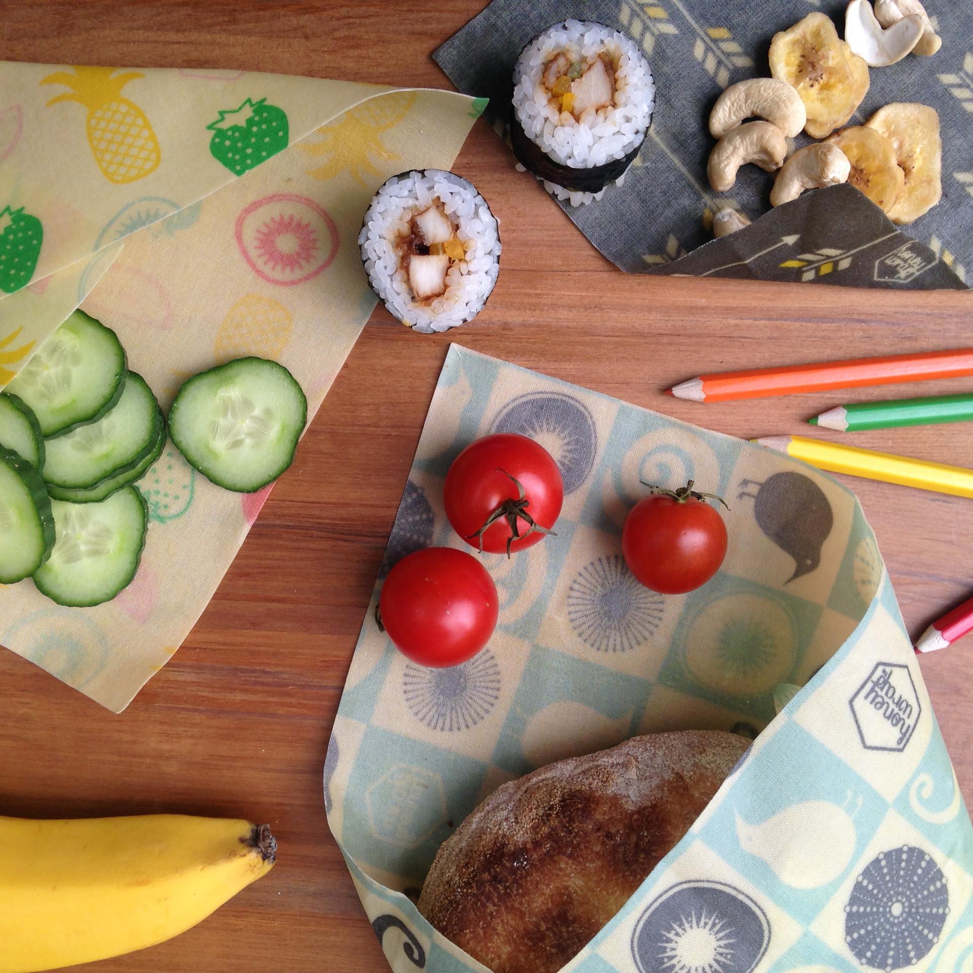 Honeywrap school lunch