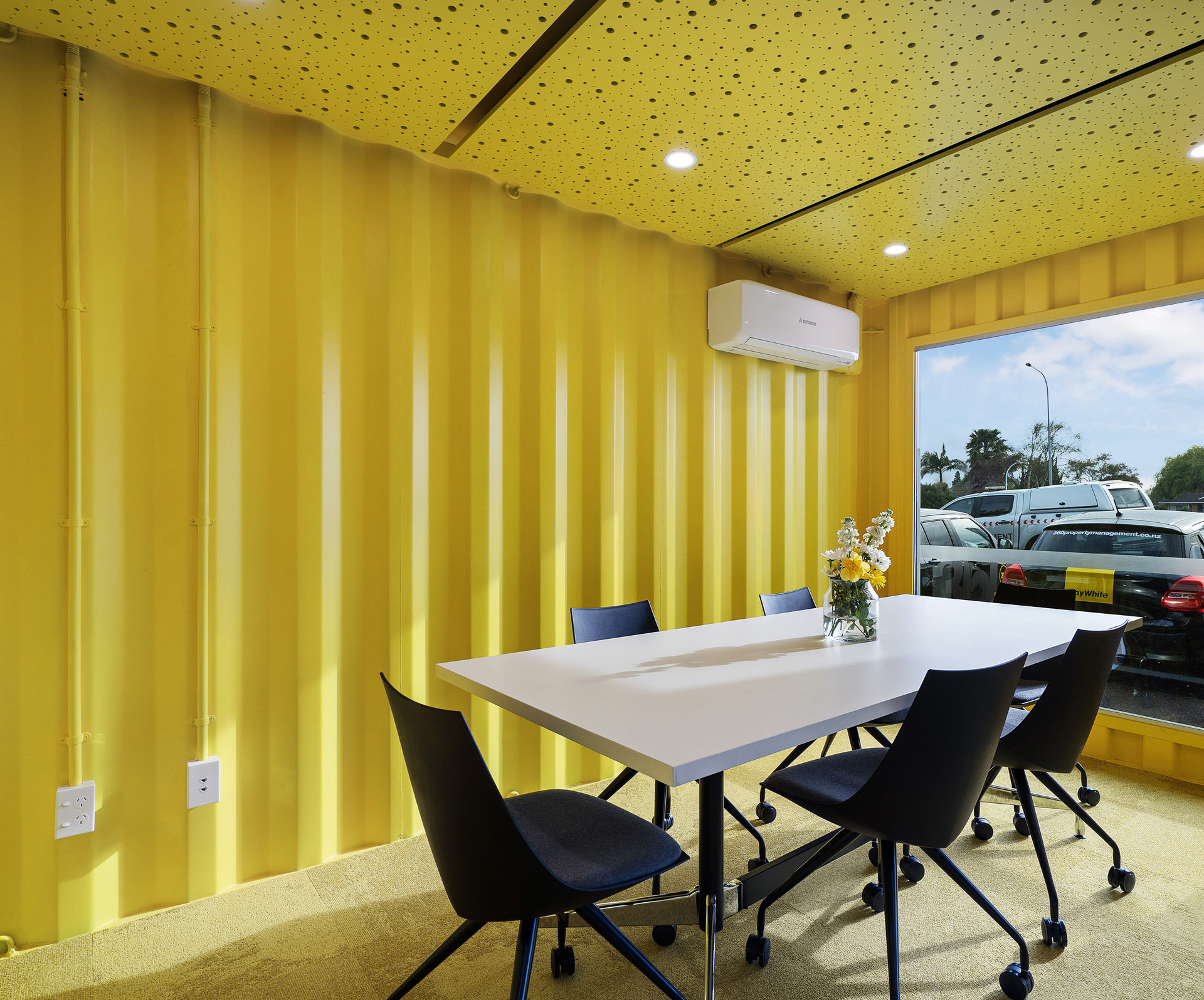 Ray White 360 Meeting room