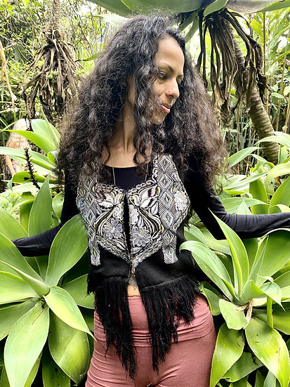 ⋖ Medicine Vest :* Quetzal ⋗