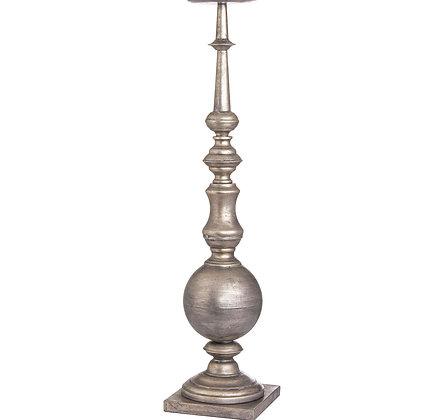 Antique Bronze Large Decrotive Candle Holder