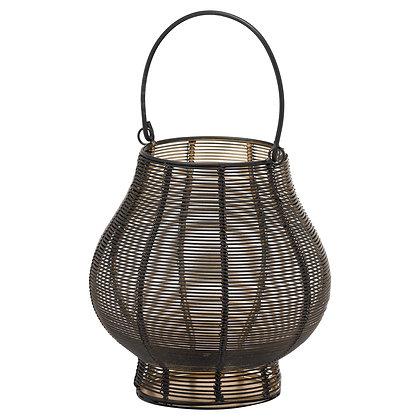Medium Glowray Bulbous Wire Lantern