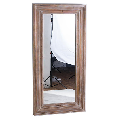 The Harewood Grand Wooden Mirror