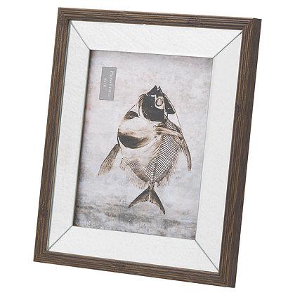 Titan Mirror And Wood 8X10 Frame