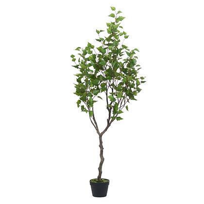 Artificial Birch Tree