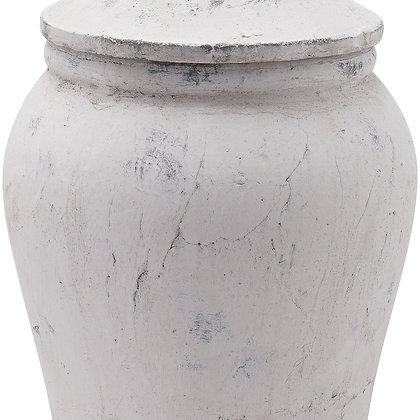 Bloomville Stone Ginger Jar