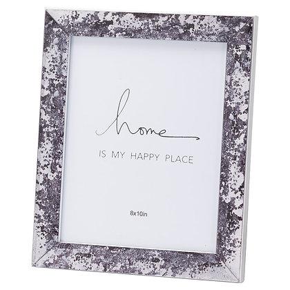 Black Foil Metallic 8X10 Frame
