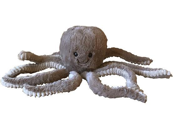 Octopus Doorstop - Brown
