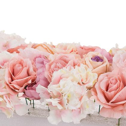 Blush Pink Table Runner