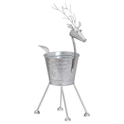 The Noel Collection Reindeer Planter