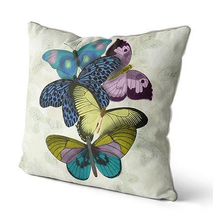 Big Bold Butterflies Cushion