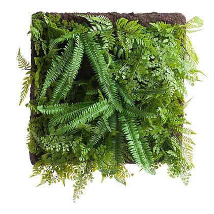 Fern And Greenery Wall Panal