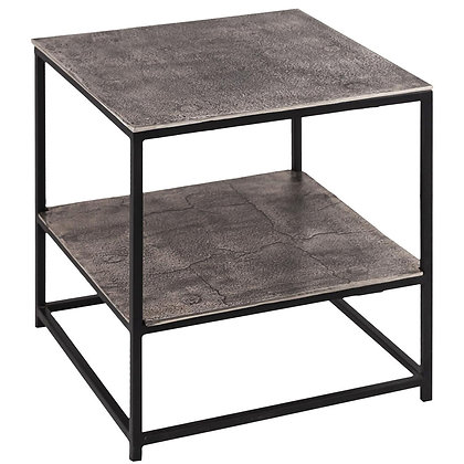 Cast silver Side Table