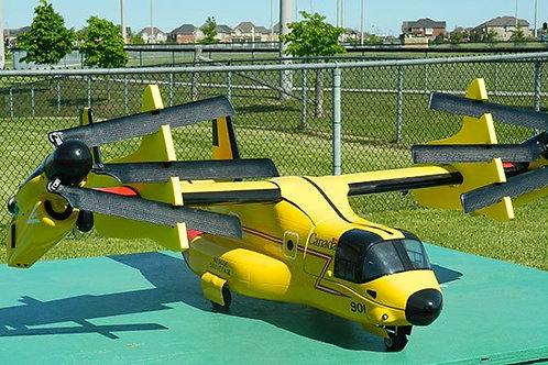 V-22 Osprey Scale ARF Kit Canadian Rescue