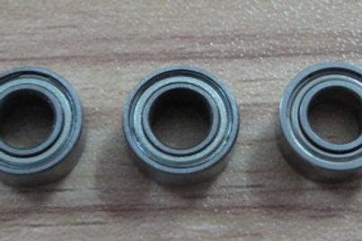 Main shaft bearings