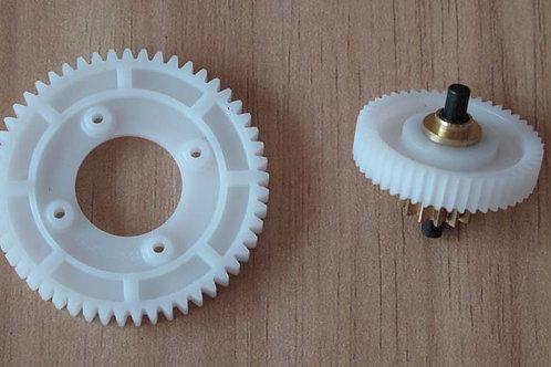 Main & Secondary Gear