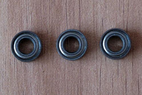 Blade grip bearings