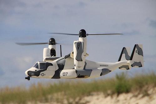 V-22 Osprey Scale ARF Kit Snow Ghost