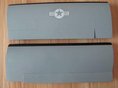 Main wing set