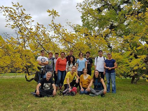 Minichs Gärten, Team, Firmenausflug, Schlosspark Lednice