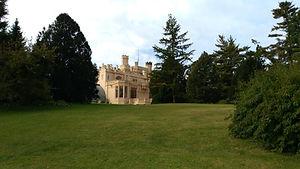 Schloss Lednice, Schloßpark, Bäume