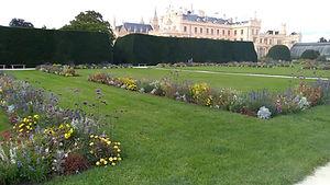 Schlosspark Lednice, Frühherbst