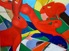 The Red Hare