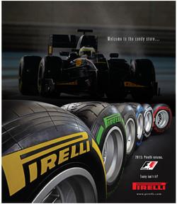 Pirelli Tires North America • Racing