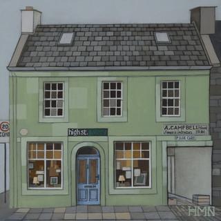 High St Gallery, Kirkcudbright
