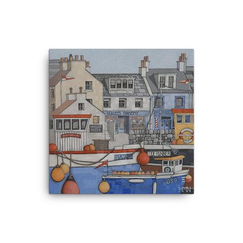Canvas Print: Tide Runner