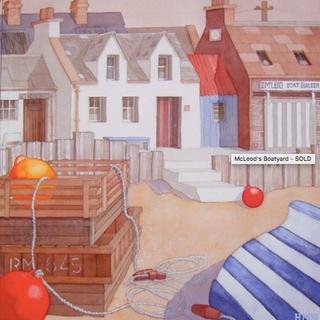 McLeod's Boat Yard - SOLD