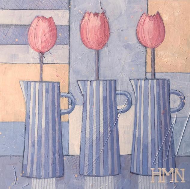 Triplet Tulips