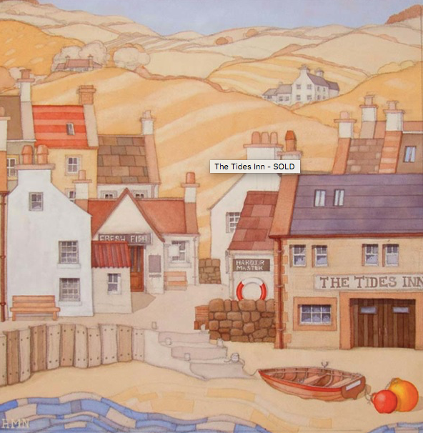 The Tides Inn - SOLD