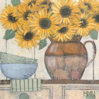 Sunflowers - SOLD