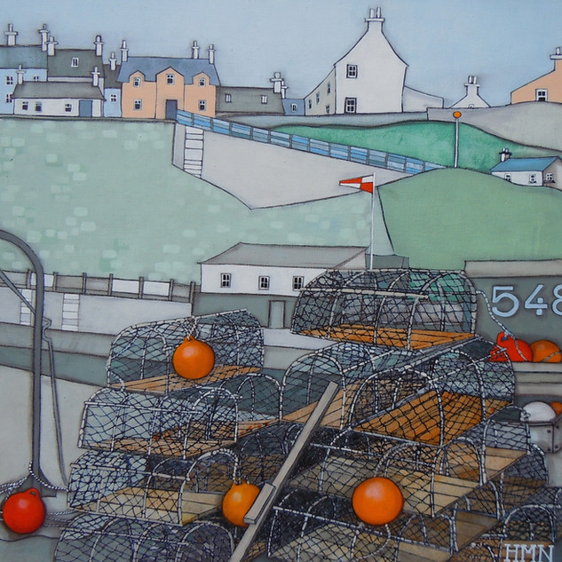 Creels at Crail - SOLD